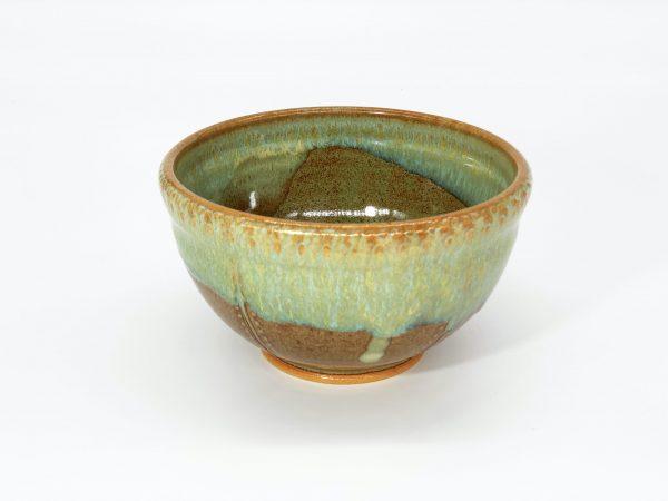 Autumn Leaf Granola Bowl