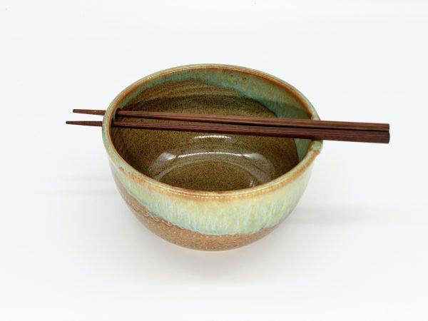Autumn Leaf Noodle Bowl