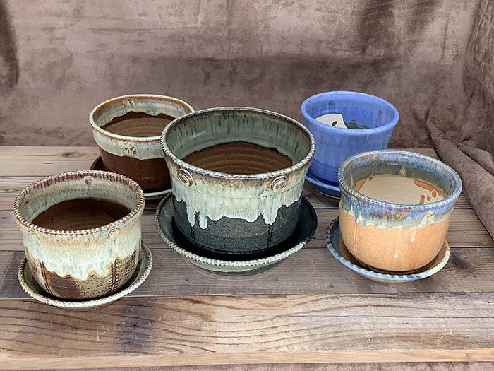 Windy Hill Pottery - Flower Pots