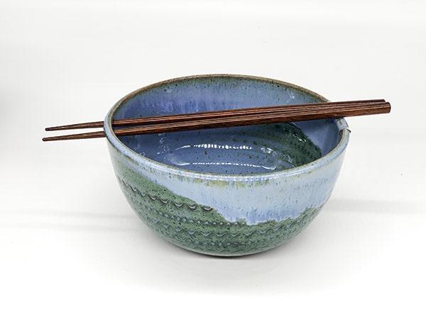 Blue Water Noodle Bowl