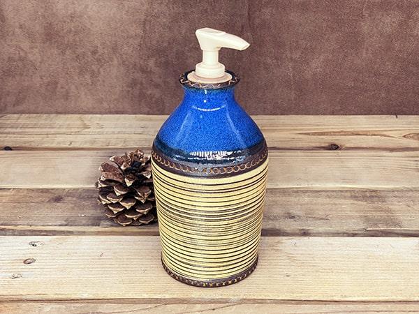 Windy Hill Pottery - Soap Dispenser