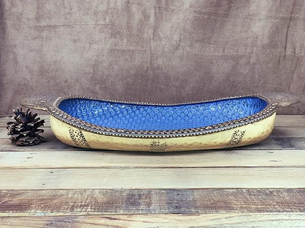 Windy Hill Pottery - Blue Boat