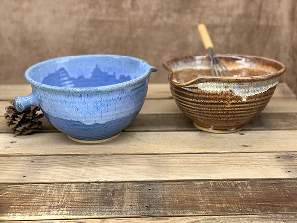 Windy Hill Pottery - Mixing Bowls