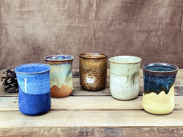 Windy Hill Pottery - Pinch Cups