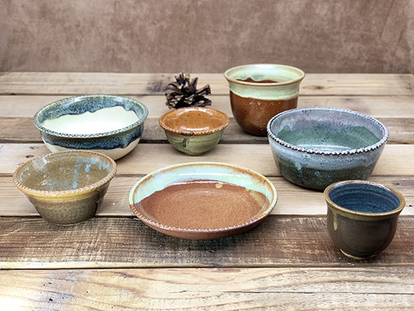 Windy Hill Pottery - Small Bowls