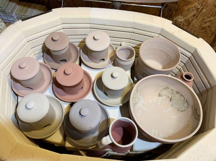 Windy Hill Pottery - Pre Fire