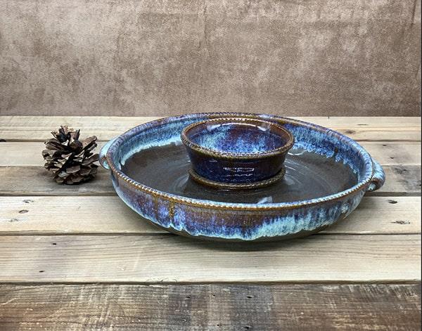 Windy Hill Pottery - Donut Platter