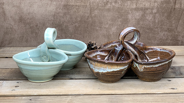 Windy Hill Pottery - Double and Triple Dips