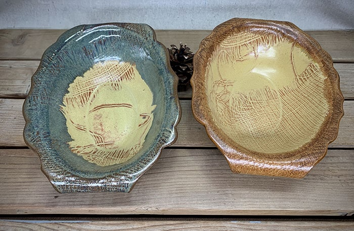 Windy Hill Pottery - Oval Baking Dishes