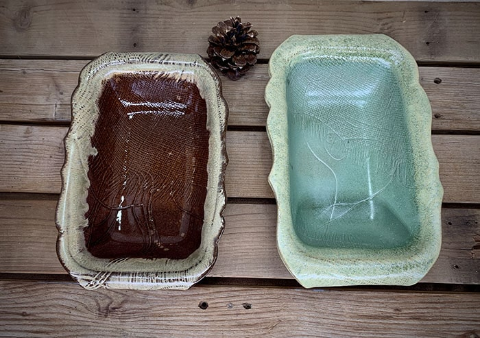 Windy Hill Pottery - rectangle baking dishes